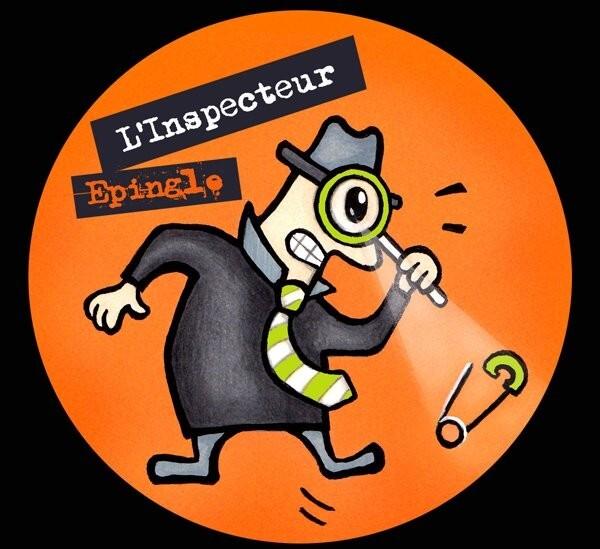 L'Inspecteur Épingle tire sa révérence.