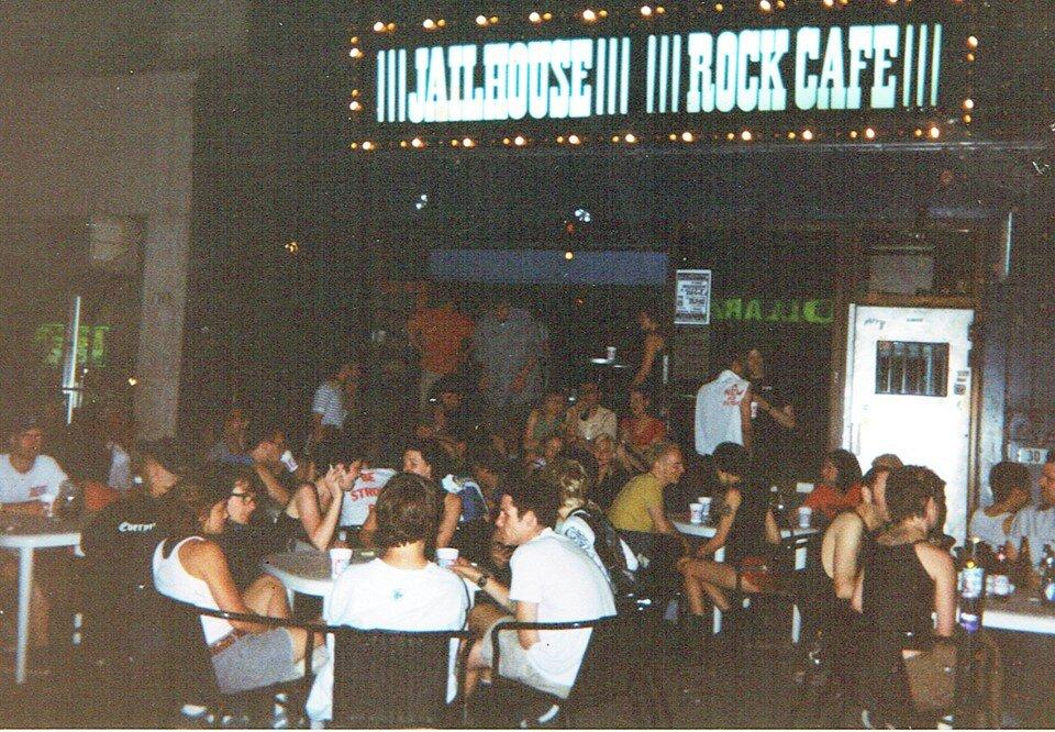 Jailhouse Rock Café : Le livre